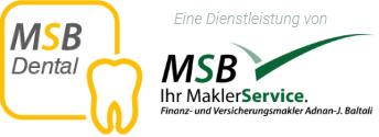Logo MSB Dental MSB Makler